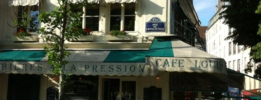 Café Louis-Philippe is one of Paris.