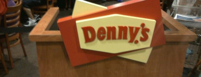 Denny's is one of Loverdem in Vegas.