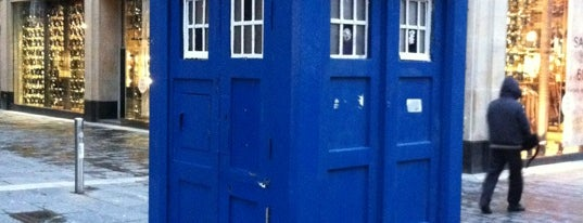 Tardis is one of United Kingdom.