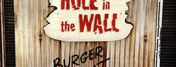 Hole in the Wall Burger Joint is one of Los Angeles to do.