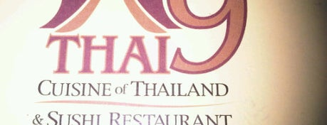 Thai 9 is one of Best Places to get Sushi Around Dayton, Ohio.