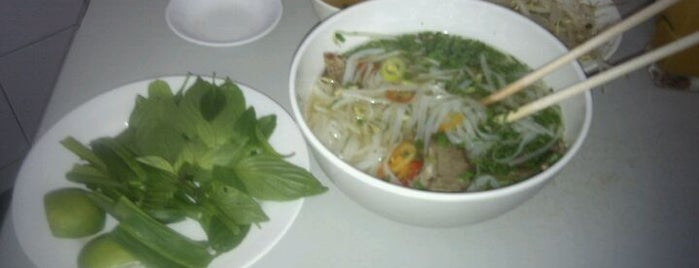 Phở 2000 is one of Better not tell.