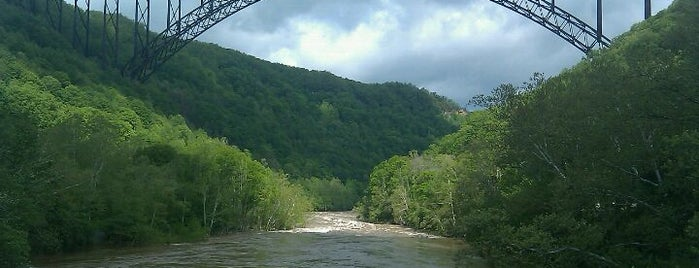 New River Gorge Bridge is one of Best Places to Check out in United States Pt 4.