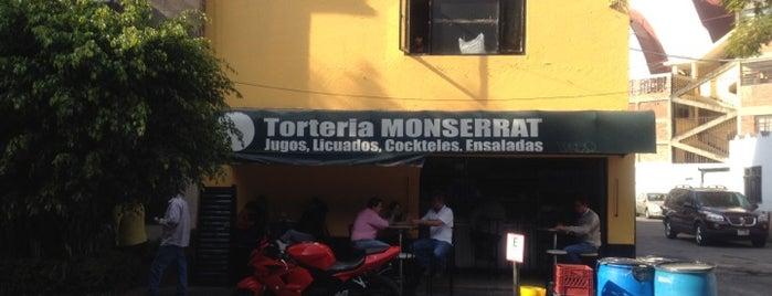 Tortería Montserrat is one of Adriana'nın Kaydettiği Mekanlar.