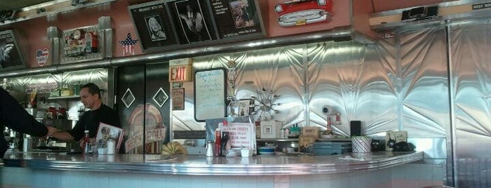54 Diner is one of New Jersey Diners.