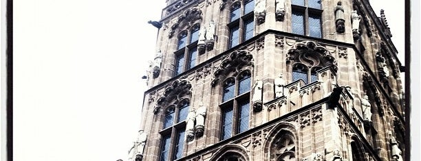 Historisches Rathaus is one of Netherlands, Belgium, and Germany.