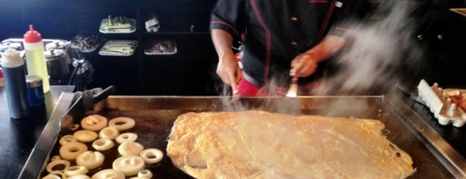 Kamikaze Teppanyaki is one of Fine Dining in & around Sydney.
