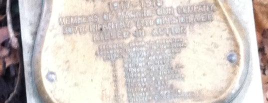 307th Infantry - Memorial Oak Grove is one of Posti salvati di Karen.