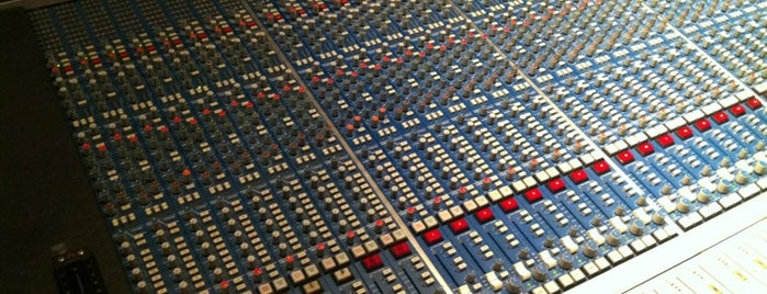 Hansa Studio is one of Mark.Berlin.