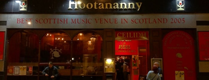 Hootananny is one of Inverness.