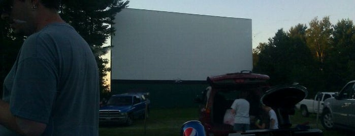 Skowhegan Drive-in is one of TAKE ME TO THE DRIVE-IN, BABY.