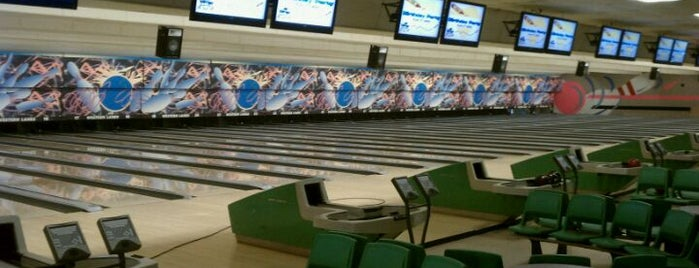 The Game is one of Columbus Area Bowling Alleys.