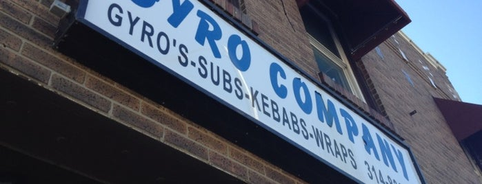 Gyro Company is one of Kenさんのお気に入りスポット.