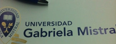 Universidad Gabriela Mistral is one of Orte, die Patricio gefallen.