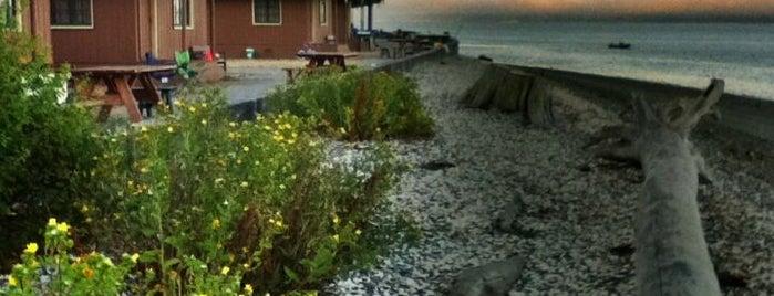 Cama Beach Cabins is one of Lugares guardados de Tim.