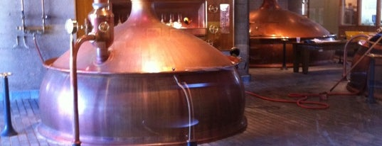 Anchor Brewing Company is one of Beer 47 Craft Beer Guide to SF.