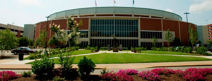 E.A. Diddle Arena is one of NCAA Division I Basketball Arenas/Venues.