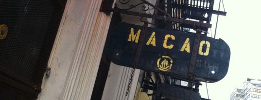 Macao Trading Co. is one of Trendy Dinner Spots.