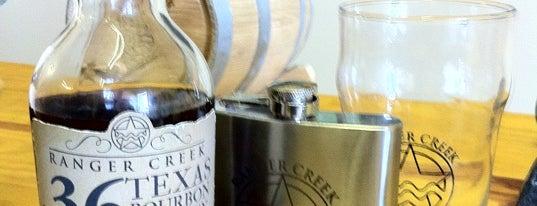 Ranger Creek Brewing & Distilling is one of San Antonio - Get Full. Have Fun. #visitUS #4sq.
