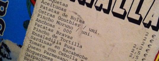 El Canalla is one of Restaurants col·laboradors 2011.