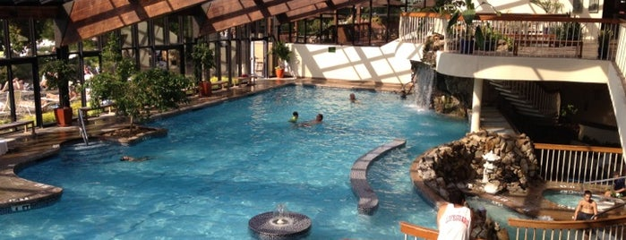 The Pool At Mineral Springs Spa & Resort is one of Guide to Vernon's best spots.