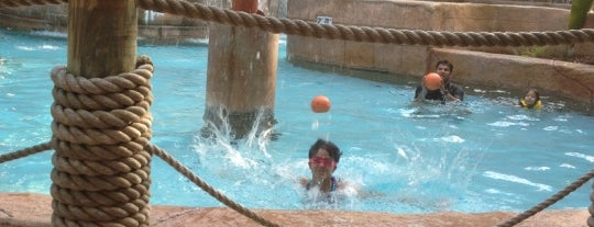 H2000h Indoor Waterpark is one of Family Fun.