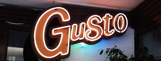 Gusto is one of İzmir İzmir.