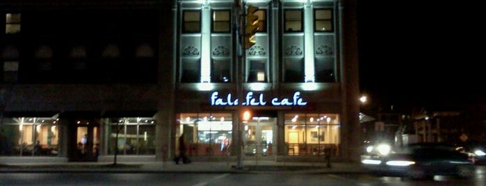 Falafel Cafe is one of Ethnic Cuisine Tour.
