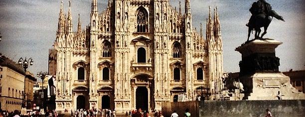 Piazza del Duomo is one of Italia.