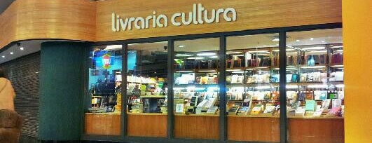 Livraria Cultura is one of Fabio 님이 저장한 장소.