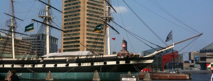 USS Constellation is one of Charms of Baltimore #visitUS #4sq.