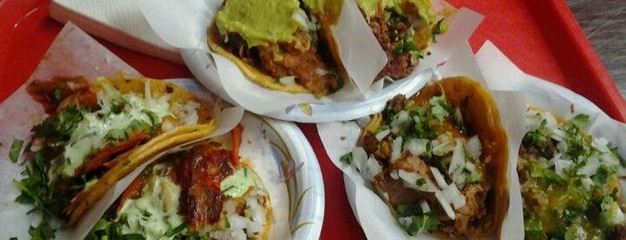 Tacos El Gordo is one of Las Vegas Suggestions.
