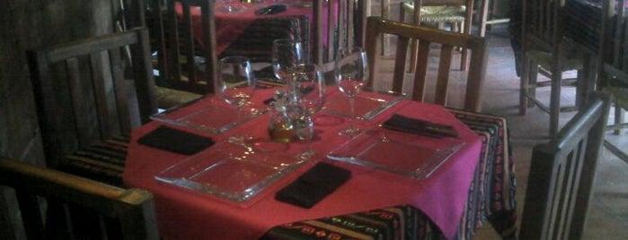 Los Cortes Cabaña Restaurante is one of Lugares guardados de Bieyka.