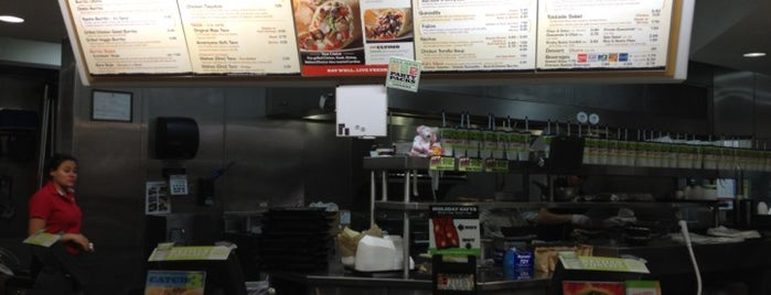 Baja Fresh Mexican Grill is one of All-time favorites in United States.