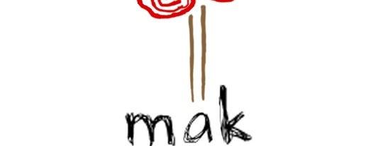 MÁK is one of Foodspotting.