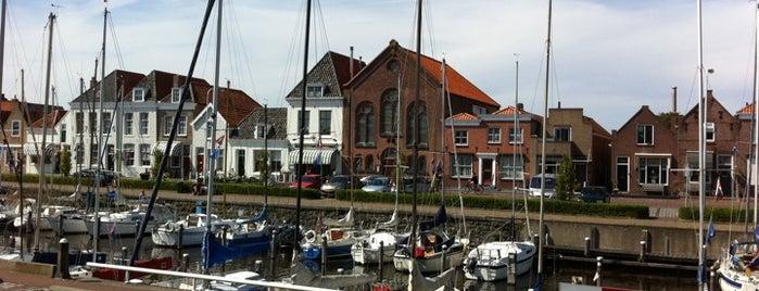 Brouwershaven is one of Lieux qui ont plu à Bram.