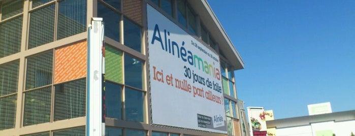 Alinéa is one of Lieux qui ont plu à Jonathan.