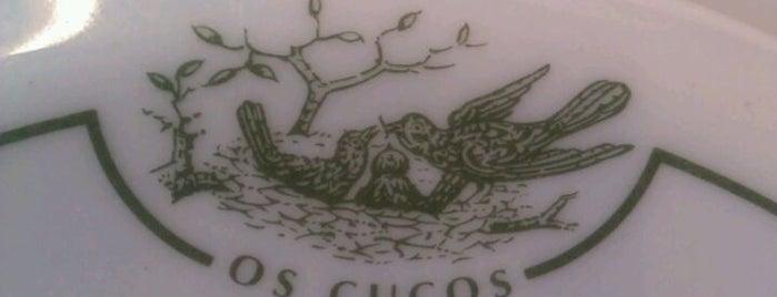 Cafe Restaurante Os Cucos is one of Repastos Lentos.