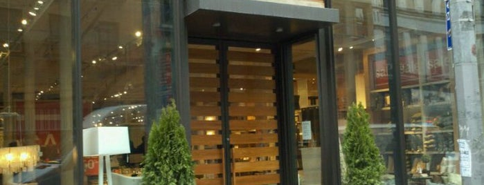West Elm is one of NYC.