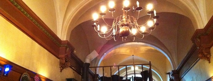 Grand Trunk Pub is one of What to do in Detroit during the conference!.