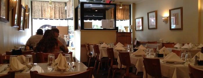 Antonio's Cucina Italiana is one of Restuarants.