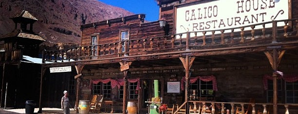 Calico Ghost Town Campground is one of Alicia's Top 200 Places Conquered & <3.