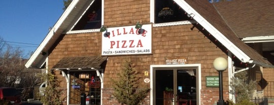 village pizza is one of Big Bear Lake (Anti-Zombie Survival).