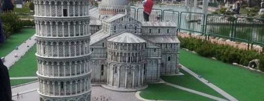 Italia in Miniatura is one of Lieux qui ont plu à Sergei.