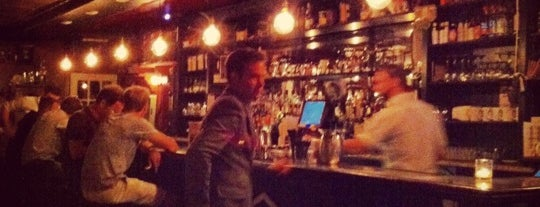 The Randolph is one of Whisky Bars @ NYC & Boston.