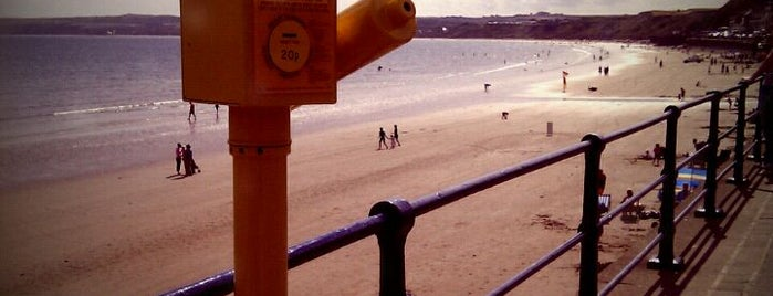 Filey Seafront is one of Lugares favoritos de Carl.