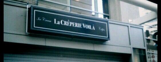 La Crêperie Voilà is one of 2012 MLA Seattle.