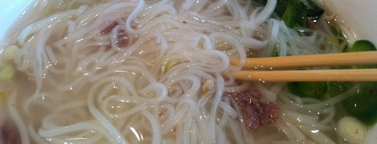 Pho 32 & Shabu is one of Where Chefs Eat Late Night in NYC.