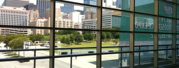 Kay Bailey Hutchison Convention Center is one of Dallas, TX.
