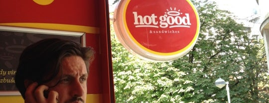 Hot Good is one of Fast food tzv. has sa trafike.